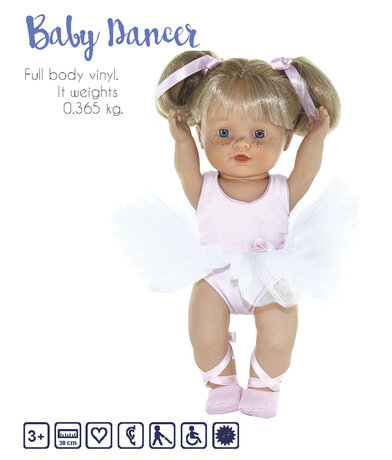 "Кукла Magic baby ""Baby dancer"""